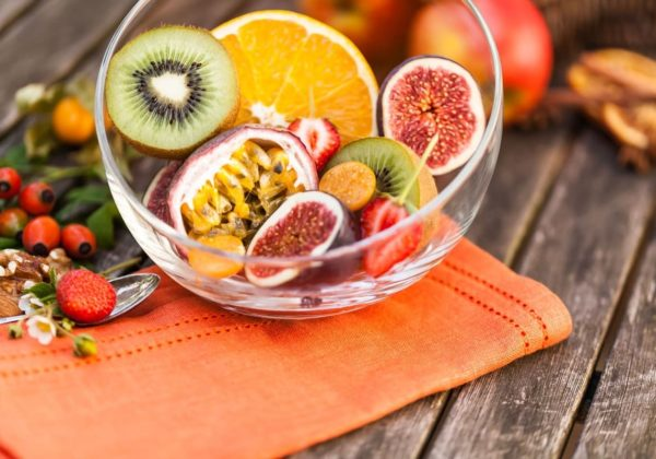 Früchte zur Stärkung des Immunsystems